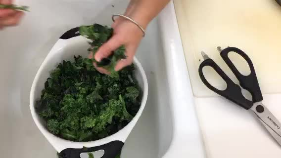 #cooking kale salad #live #food